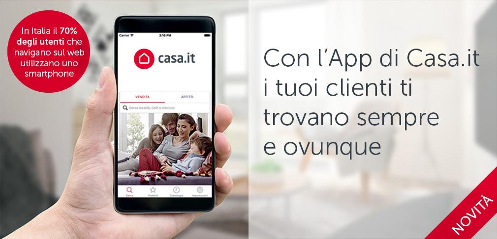 La nuova app di raggiungi i tuoi clienti sempre e for Progetta i tuoi piani di casa